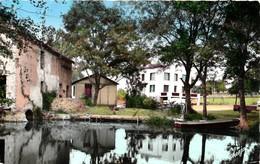 CERIZAY .Vieux Moulin De La Branle. CPSM - Cerizay