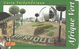 France: IDT Afrique Vert 07.07 - Frankreich