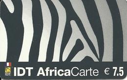 France: IDT Africa Carte 12.05 - Frankreich