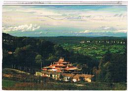 TIBET  LE TEMPLE DE LERAB LING - Tibet