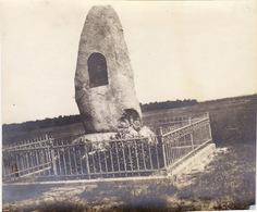 Photo Juillet 1916 MARS-LA-TOUR - REZONVILLE (près Gravelotte) - Un Monument Aux Morts 1870, Denkmal (A181, Ww1, Wk 1) - Otros Municipios