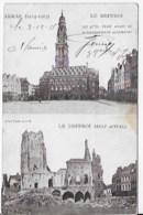 CPA Arras Guerre 1914 1918 - Oorlog 1914-18