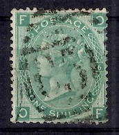 Grande-Bretagne YT N° 37 Oblitération C51 St-Thomas/Antilles Danoises. B/TB. A Saisir! - Oblitérés