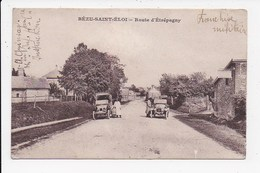 CPA 27 BEZU SAINT ELOI Route D'Etrépagny - Otros Municipios