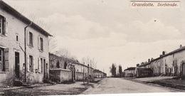 CPA 1917 GRAVELOTTE - Dorfstrasse, Une Rue (A181, Ww1, Wk 1) - Otros Municipios