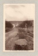 CPA - VILLOTTE (88) - Aspect De L'entrée Du Bourg Dans Les Années  20 / 30 - Francia