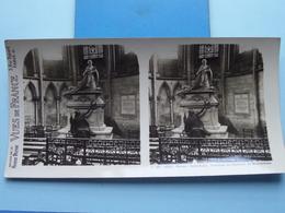 ROUEN : Cathédrale, Tombeau Du Cardinal Bonne : S. 48 - 4211 ( Maison De La Bonne Presse VUES De FRANCE ) Stereo Photo ! - Photos Stéréoscopiques