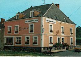 SUGNY-HOTEL-RESTAURANT DOUTRELOUX-BOMBOIR-RUE DE PUSSEMANGE - Vresse-sur-Semois