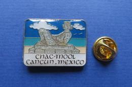 Pin's, Ville,Village, MEXICO, CNAC-MOOL, Cancun - Cities