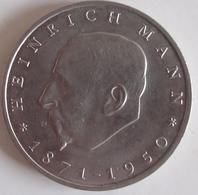 20 Mark DDR GDR 1971 Heinrich Mann - [ 6] 1949-1990 : RDA - Rép. Démo. Allemande