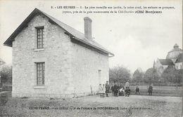 Abbaye De Fontgombraud (Indre) - Les œuvres N° 8: Maisonnette De La Cité Ouvrière Bonjean - Carte Jeune France - France