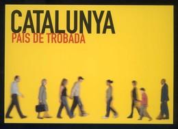 *Catalunya País De Trobada* *Forum Barcelona 2004* Nueva. - Eventos