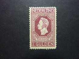 PAYS-BAS, Année 1913, YT N° 90 Neuf (cote 60 EUR) - Period 1891-1948 (Wilhelmina)