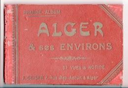 France Album Alger & Ses Environs 52 Vues - Livres, BD, Revues