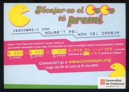 *Menjar-se El CoCo Té Premi...* Generalitat Catalunya. Nueva. - Publicidad