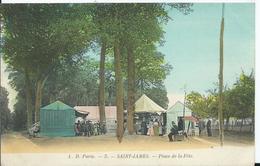 SAINT JAMES - Place De La Fête ( Manèges ) - France