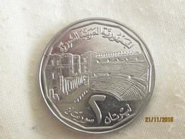 Syria: 2 Pounds 1996 - Syrie