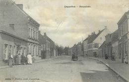 CAPPELLEN - KAPELLEN : Dorpzicht - RARE VARIANTE - Cachet De La Poste 1913 - Kapellen