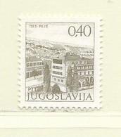 YOUGOSLAVIE  ( EU - 906 )  1972  N° YVERT ET TELLIER  N° 1354c  N** - Ungebraucht
