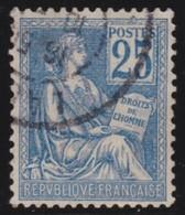 France   .   Yvert    .   114  I       .      O      .     Oblitéré - France