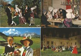 LOT 45 CARTES CPM - Cartes Postales
