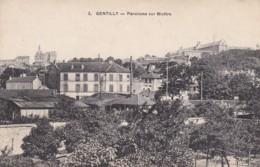 VAL DE MARNE GENTILLY PANORAMA SUR BICETRE - Gentilly