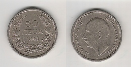 Bulgarien  50 Lewa 1943 - Bulgaria
