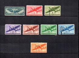 EEUU   1939-44  .   Y&T  Nº    25-26/32    Aéreos - Luftpost