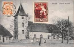 Lettonie - Riga / Belle Oblitération - 62 - Grobin Luther Kirche - Lettonie