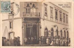 Lybie / Belle Oblitération - 02 - Grand Hôtel Savoia - Libië
