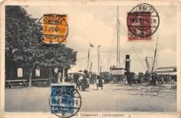 Lituanie / Belle Oblitération - 03 - Memel  - Landungsplatz - Lithuania