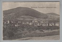 AK CH BL Maisprach 1909 Kantonale Turnfahrt 1909-05-21 - BL Bâle-Campagne