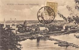 Lituanie / Belle Oblitération - 10 - Kowno - Aussicht Von Wesoluwka - Lituanie
