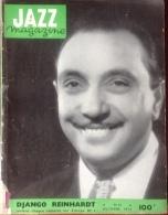 Jazz Magazine - Django Reinhart - Livres, BD, Revues