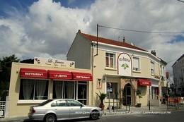 """Saint-Brévin-les-Pins (44)- Restaurant """"Le Jasmin"""" (Edition à Tirage Limité) - Saint-Brevin-les-Pins"""
