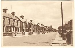 BALLYMENA, Ballymoney Road. Rare View. - Antrim / Belfast