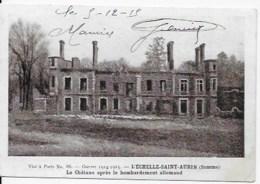 CPA  80 L'Echelle ST Laurent Guerre 1914 1918 - Oorlog 1914-18