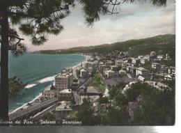 VARAZZE  PANORAMA.-VIAGGIATA -1955-F,G,NM.136 - Genova
