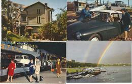 LOT 45 CARTES - Postcards