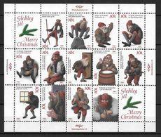 Islande 1999 Bloc Noël - Hojas Y Bloques