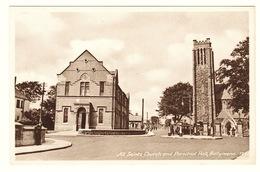 BALLYMENA, All Saints Church & Parochial Hall - Antrim / Belfast