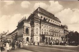 13/FG/18 - REPUBBLICA CECA - PRAHA: Narodni Divadio - Repubblica Ceca