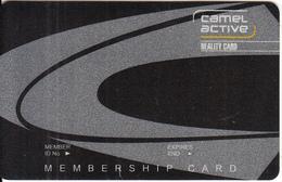 GREECE - Camel Active Store(Rhodes), Member Card, Sample - Autres Collections