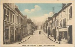 Barentin Rue Louis Leseigneur - Barentin