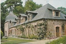 Cpsm  Centre Culturel International De Cerisy-la-salle Le Chateau Les Escures - France