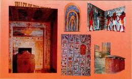 POSTAL DE EGIPTO, THEBES 1. (371) - Historia