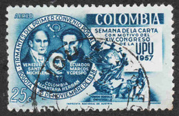 Colombia - Scott #C303 Used - Colombia