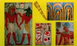 POSTAL DE EGIPTO, THEBES 6. (374) - Historia