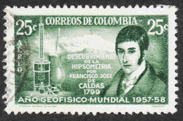 Colombia - Scott #C309 Used (2) - Colombia