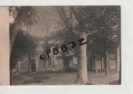 CPA - PHOTO - 47 - LAVARDAC - A SITUER - PRESBYTERE ? Voir Correspondance Adressée à Un Curé D'AGEN - Lavardac